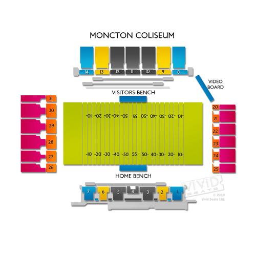 Moncton Coliseum Complex