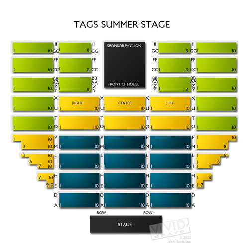 Tags Summer Stage