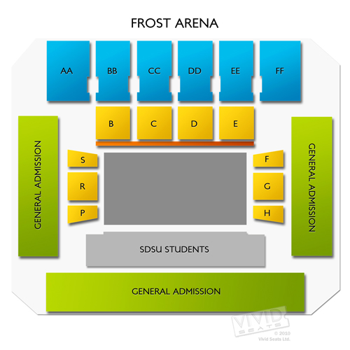 Frost Arena