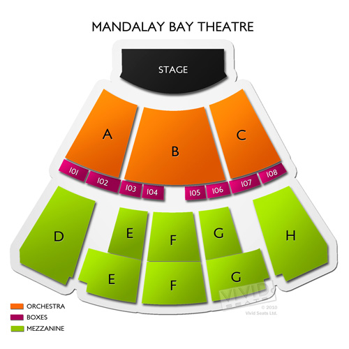 Mandalay Bay Theatre