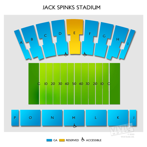 Jack Spinks Stadium
