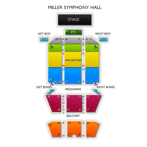 Miller Symphony Hall