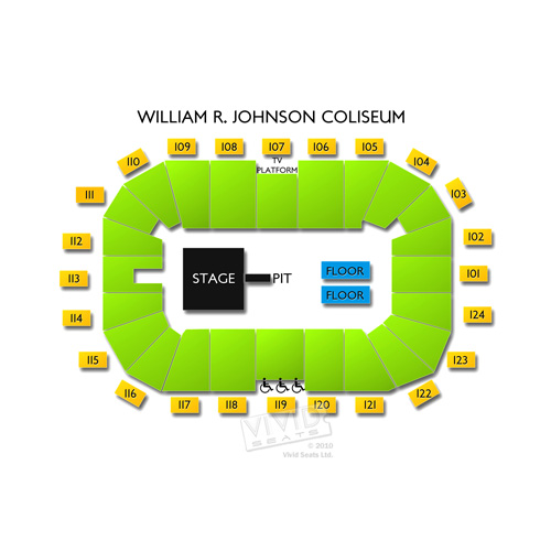 William R. Johnson Coliseum