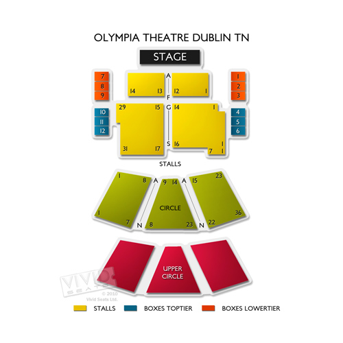 Olympia Theatre - Dublin