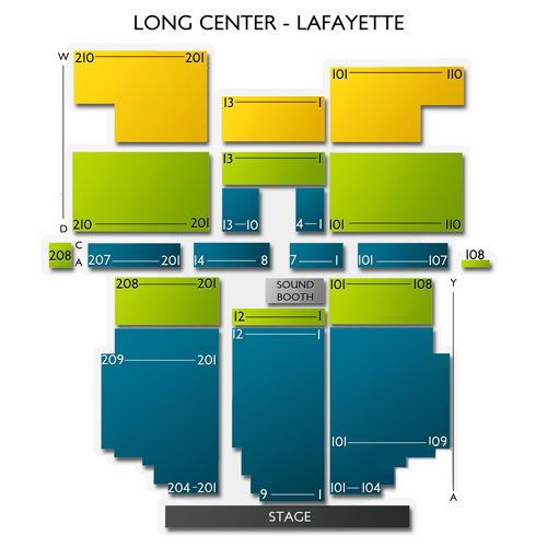 Long Center - Lafayette