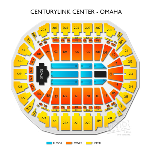 CenturyLink Center - Omaha