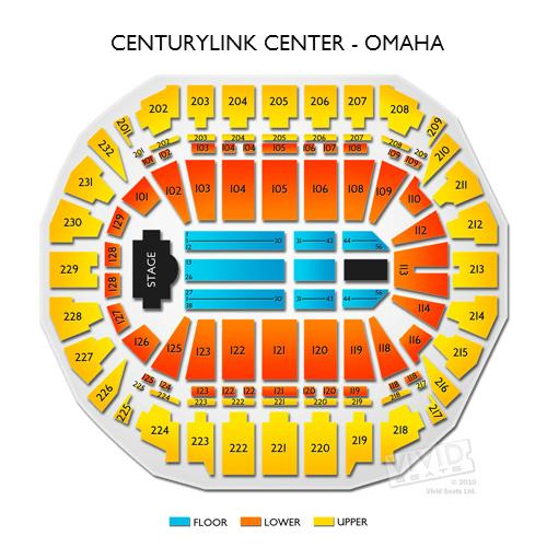 CenturyLink Center - Omaha