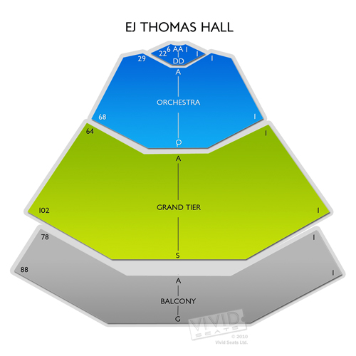 EJ Thomas Hall