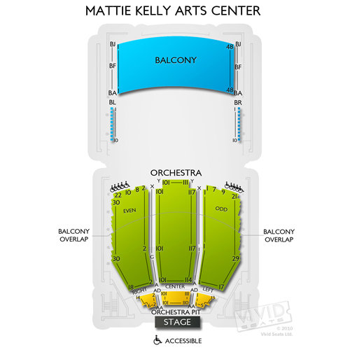 Mattie Kelly Arts Center