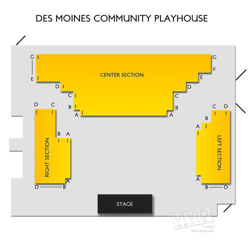 Des Moines Community Playhouse