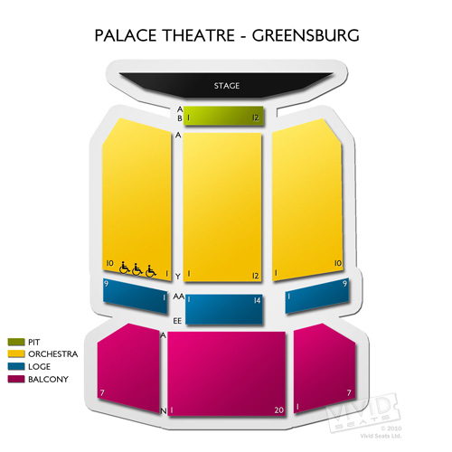 Palace Theatre-Greensburg
