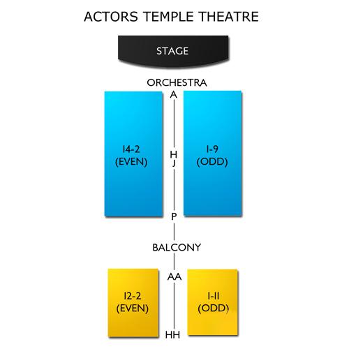 Actors Temple Theatre