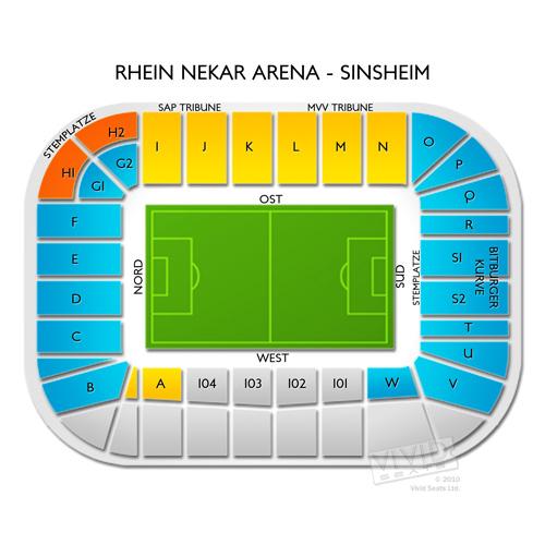 Rhein Nekar Arena