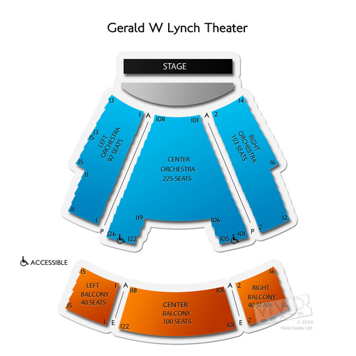 Gerald W Lynch Theater