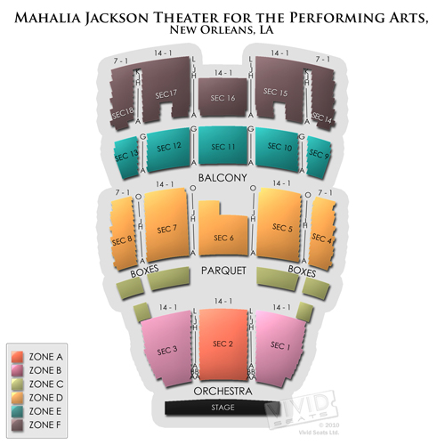 Mahalia Jackson Theatre