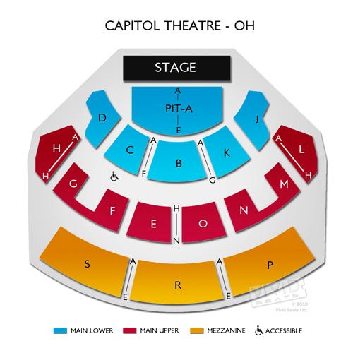 Capitol Theatre - OH