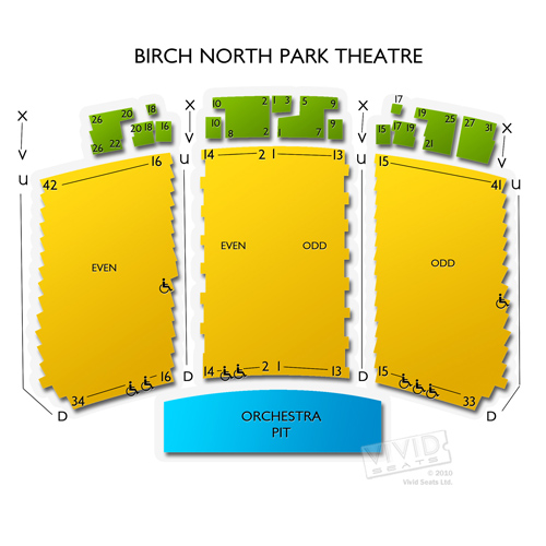 Birch North Park Theatre