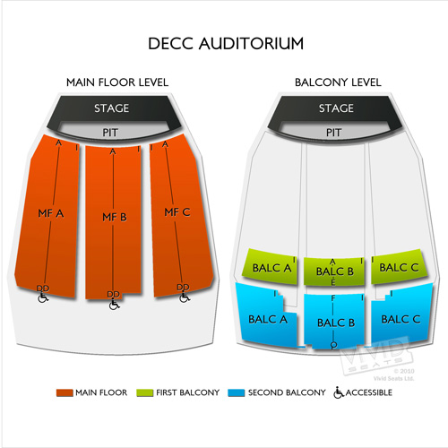 DECC Auditorium