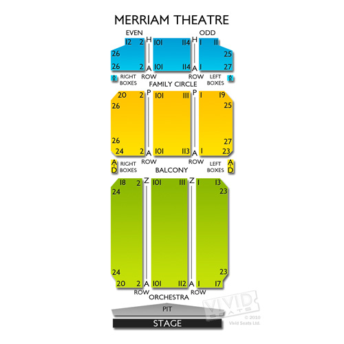 Merriam Theatre