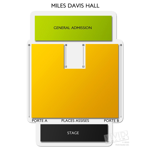 Miles Davis Hall