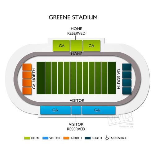 Greene Stadium