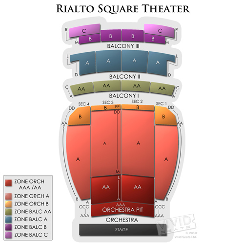 Rialto Square Theater