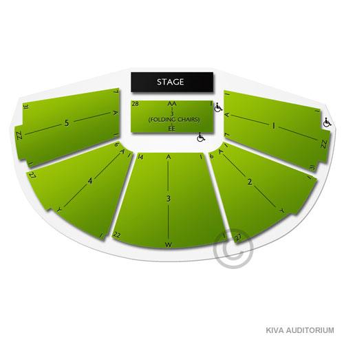 Kiva Auditorium