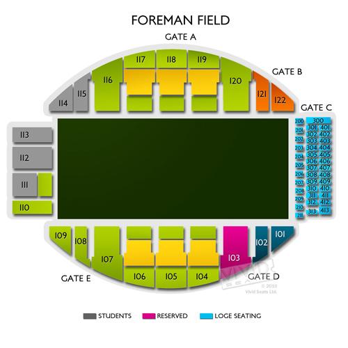 Foreman Field