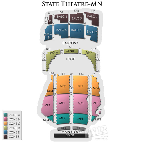 State Theatre-MN