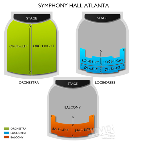 Symphony Hall Atlanta