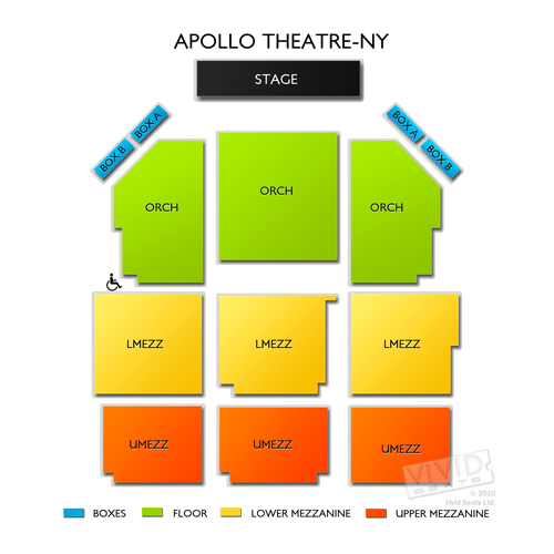 Apollo Theatre-NY