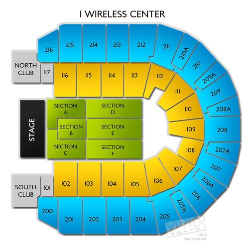 i Wireless Center