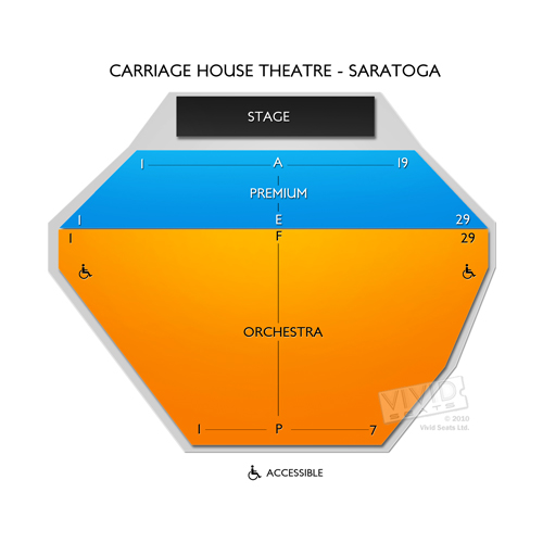 Carriage House Theatre - Saratoga