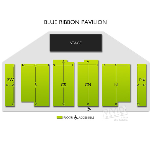 Blue Ribbon Pavilion