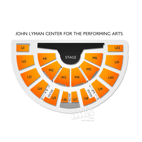 John Lyman Center for the Performing Arts