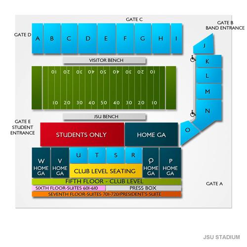 JSU Stadium