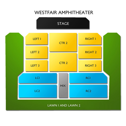 Westfair Amphitheater
