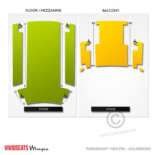 Paramount Theatre Goldsboro