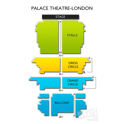 Palace Theatre-London