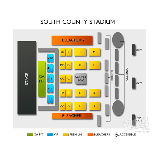 South County Stadium