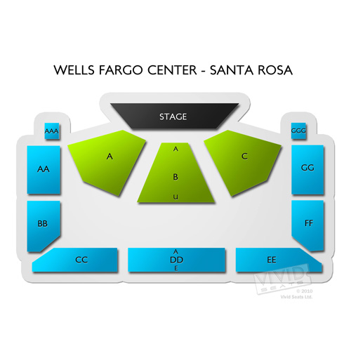 Wells Fargo Center - Santa Rosa
