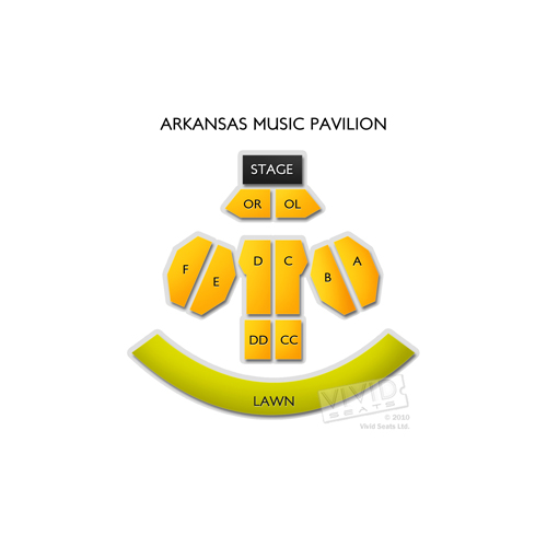 Arkansas Music Pavilion