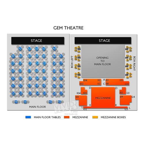 Gem Theatre-MI