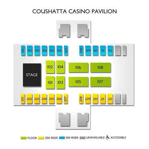 Coushatta Casino Pavilion