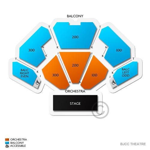 BJCC Theatre