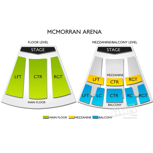 McMorran Place Sports and Entertainment Center
