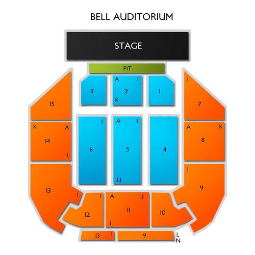 Bell Auditorium