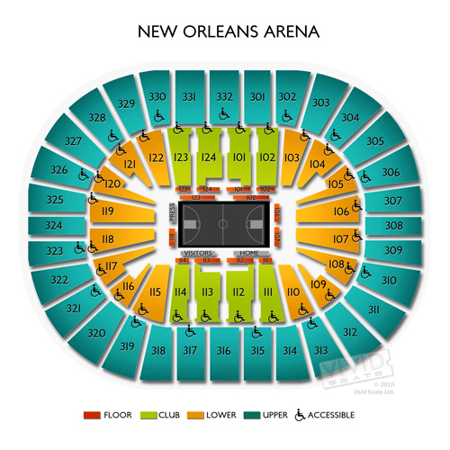 Smoothie King Center Tickets Smoothie King Center