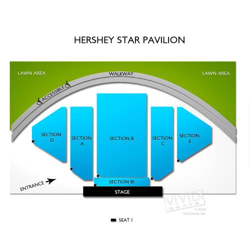 Hershey Star Pavilion