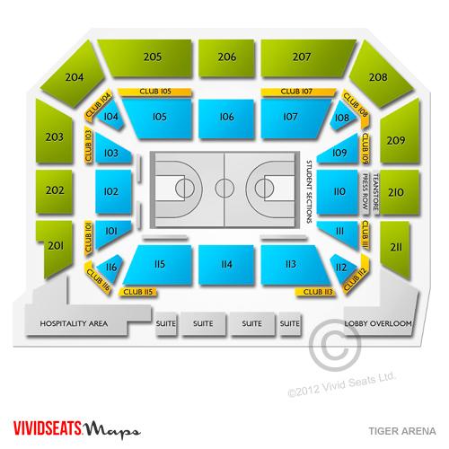 Tiger Arena